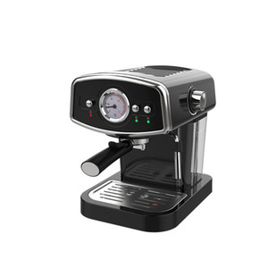 Máquina de café expresso multifuncional 19bar máquina de café comercial máquina de café comercial 1.2L tanque de água