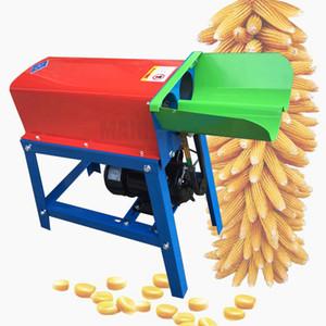 CE Maíz Maíz Thresher Sheller Pelador Peeler Peeling Peeling Machine Trigo Arroz Grano Thresher Sheller Maquinaria