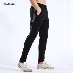 psvsteride Fitness Männer Gymnastik Hose Sport Männer Lauf Hose Sport Mann Jogging Hosen Herren Gym Hosen Lange Pantalon Jogging Homme Neue C1120