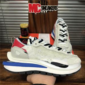 Top Quality Lussurys Designer Scarpe uomo Waffle Daybreak Summit bianco nero nylon lupo grigio piattaforma scarpe da uomo scarpe da corsa sportive all'aperto
