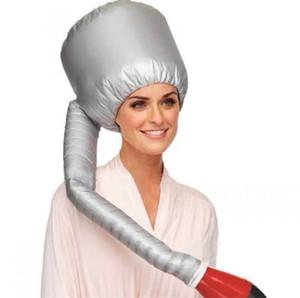 Sèche-cheveux Hood Capot Pièce jointe Accueil Utilisez Diffuseur d'outil Coiffeurs pour cheveux bouclés Sèche rapide