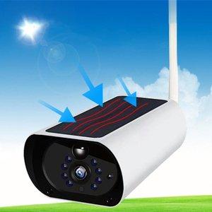 Solar Wireless Wifi Surveillance Camera Network Camera Mobile Phone Remote Outdoor Monitor 4X Zoom Solar