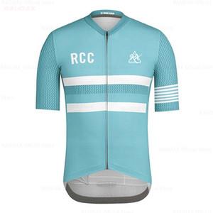 Hombres RCC Raphaful Ropa Ciclismo Hombre 2021 Pro Team Cycling Jersey transpirable Manga corta Bike Jersey Triatlón MTB Jerseys Q1205