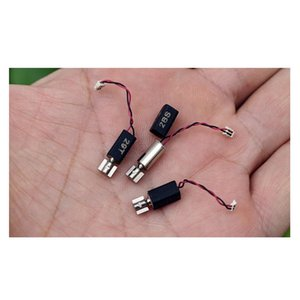 100pcs 4*8mm 0408 DC3V-5V Smart Watch Motor Miniature Five-Pole Coreless Vibration Motor