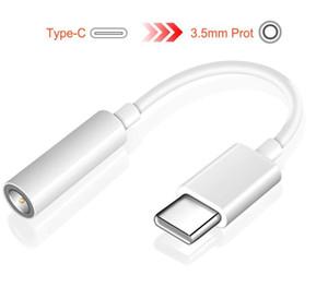 유형 -c ~ 3.5mm 이어폰 오디오 케이블 음악 포트 어댑터 USB 3 .1 유형 C 3 .5 Letv 2 Pro 2 Max2 용 Aux 잭