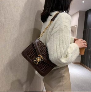 Top Quality Fashion designer luxury handbags purses Women Handbags Bags Wallets Chain Bag Cross body Shoulder Bags Purse Messenger Bag 2nmnm
