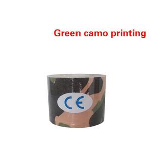 Kinesio Tape Muscle Bandage Sports Kinesiology Tape Roll Elastic Adhesive Strain Injury Muscle Sticker Kinesiology Tape HHE623
