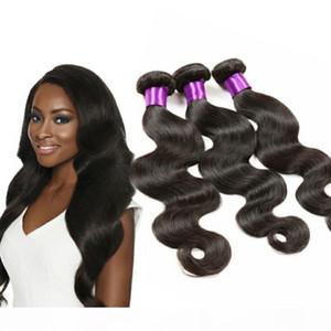 Grade 8A Brazilian Body Wave 3 Bundles Deals Unprocessed Brazilian Virgin Human Hair Extension Peruvian Virgin Remy Hair Body Wave
