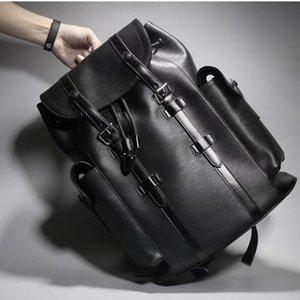 Fashion backpack large backpack women Genuine leather back pack for men shoulder bag handbag presbyopic mini backpacks lady messenger bag