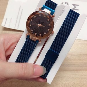 2021 New Nice Fashion watches for woman wristwatches Top High Quality LAdy clock Japan Movement wholesale price Magnetic buckle