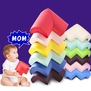 5 10Pcs Child Baby Safety Corner Furniture Protector Strip Soft Edge Corners Protection Guards Cover for Toddler Infant