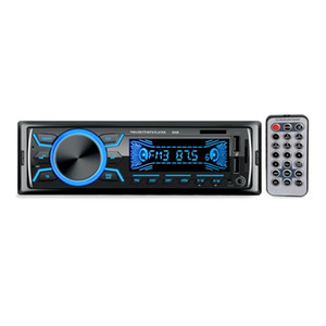 Lecteur d'affichage coloré de voiture audio 1pc double USB pour véhicule