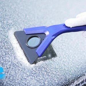 Kar Remover Büyülü Pencere Cam Araba Buz Kazıyıcı Defrost Remover Katlık Temizleme Kar Sömürücüler Aracı GWA3000