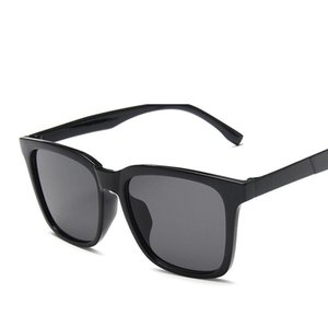 Sunglasses Trendy Classic Retro Men Square Simple Fashion Personality Street Shooting Driving Casual Wild Glasses