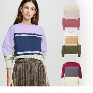 Men Desiger T-shirt Women Couple 19ss Autumn and Winter Ghost Series Nylon Thin Sweater casual sweater island sweater M-2XL 8105 ePacket