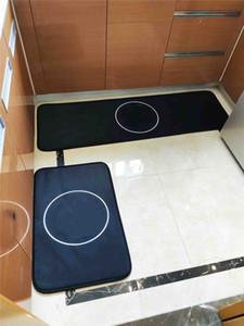새로운 튼튼한 도어 마트 실내 홈 문 카펫 욕실 주방 비 슬립 러그 흡수 물 발코니 매트
