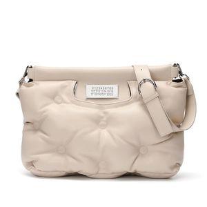 Winter Cotton Handbag Designer Bag 2020 High Quality Crossbody Bag Down Feather Bale Top-handle Women Messenger Tote