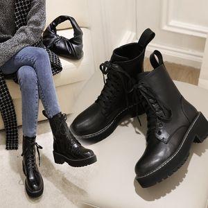 2021 Kadın Süper Fiber 22-26.5 cm Uzun Sonbahar Sıcak İade Vintage Taş Standart Snowboots Çizmeler I0ck