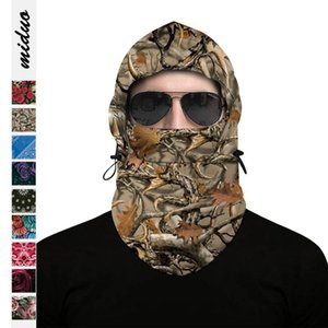 Hiking Scarf Camping Face Mask Cycle Outdoor Balaclava Snood Neck Gaiter Warmer Neck Tube Winter Warm Face Mask Headwear Caps