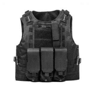 Airsoft Colle Combat Assault Plate Носитель Tactical 7 Цвета CS Открытый Одежда Охотничий Жилет 8 NDEZM