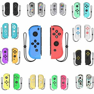 Bluetooth wireless game small handle for Switch joy-con NS wireless Bluetooth grip handle nintendo switch Controle de video game