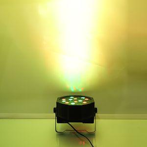 30W 18-RGB LED Remote   Auto   Voice Control DMX512 High Brightness Mini Stage Lamp (AC 90-250V) wit