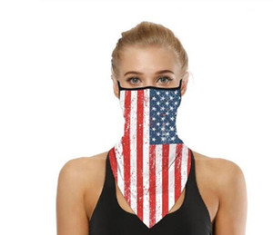 Outdoor Face Cover Cycling Mask Fashion Printed Bib Scarves Multi Functional Seamless Quick Dry Hairband Head Scarf Bandana jllHJBa