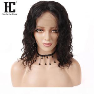 HC Haare Artikel Körper-Wellen-Bob-Perücken 100% brasilianische Haar-Spitze-Front-Bob-Perücken 8-14 Zoll Can Buy