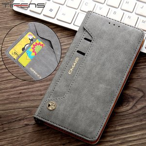 Luxury Wallet Flip Cover For Samsung S20 Note20 Ultra Magnetic Leather Case For Galaxy S8 S9 S10 S20 5G Plus Note 10 9 8 Coque