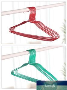 5pcs Multifunctional Hanger Heart Shaped Non Slip Clothes Coat Hanger Hook