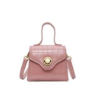 OLSITTI Stone Pattern Super Mini PU Leather Tote Bags For Women 2020 Fashion Female Shoulder Simple Handbags Crossbody Bag 4U0J