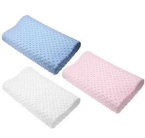 Hot Memory Foam Orthopedic Pillow Latex Neck Pillow Fiber Slow Rebound Soft Massager Cervical Health Care bbytnF yh_pack