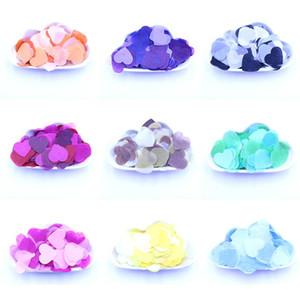 10g Per Bag 1 Inch Tissue Paper Heart Confetti Filling Balloons Baby Shower Wedding Birthday Party Table Dec wmtgZs