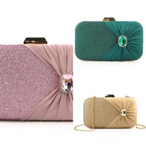 QwKOv handbags tote designer high quality purses women Shoulder MULTI POCHETTE ACCESSOIRES new Fashion Women's Small duffle bags Bag Chain
