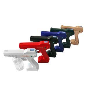 Atomization Disinfector Sprayer Sanitizer Spray Gun Mist Spray Bottle Fogger Sanitization Machine Garden Hose Watering Can