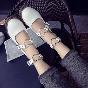 lolita Shoes women vintage ulzzang shoes ladies shoes low heel lolita sneakers women sweet lolita cosplay female high heel
