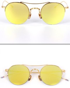 NEW Fashion Thom brand sunglasses TB903 UVA UVB for men and women tb 903 Fashion with Origin case