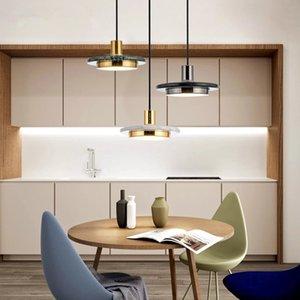 Modern Classical Marble Pendent Lamp L Lustre Living Room Dining Room Restaurant Kitchen Counter Bar Pendent Lights LED Lighting