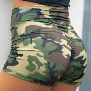 Womens Sexy Camouflage Shorts Summer Silky Slim Short High Waisted Casual White Hot Shorts Summer Fashion Clothes 25