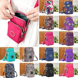 2020 Hot New Modern New And Fashion Classic Cross body Mobile Phone Shoulder Bag Pouch Case Belt Handbag Purse Wallet Newest