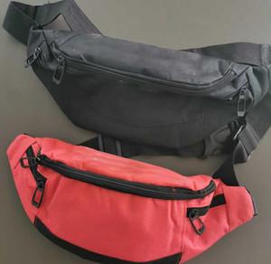Новые дизайнерские талии Досуг Сумки на плечо Fanny Pack для мужчин и женщин Письмо Высокое Качество Оксфорд Талия Сумка Пакеты 111
