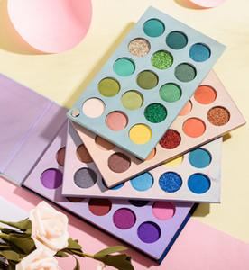 COCO URBAN eyeshadow palette colorful Eye shadow Palette Glitter Highlighter Shimmer Make up Pigment matte Eye Shadow Pallete