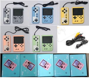 Mini Handheld Game Console 500 in 1 Retro Video Game Console 8 Bit 3.0 Inch Colorful LCD Support Two Players with Retail packaging