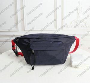 Париж нейлоновая талия сумки для ремня сумка тройной S колесо нейлоновая черная белая мужская женская талия сумка кошелек Фанни пакет Bumbag Cross Body Body
