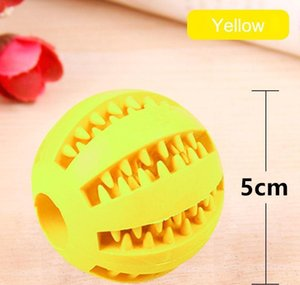 Rubber Chew Ball Dog Toys Training Toys Toothbrush Chews Toy Food Balls Pet Produ jllKSw yummy_shop