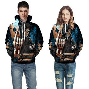 2021 suéter de pareja Seiko 3D impresión digital con capucha de béisbol con capucha, otoño e invierno, hombres y mujeres.