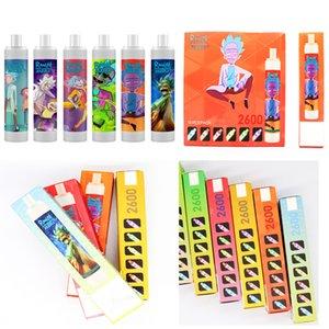 Fumot più nuovo monouso Vape Randm Dazzle Pro Shine Like A Diamond LED Lights Monouso VAPE R e M DAZLE PRO