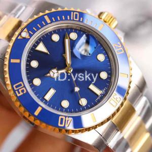 Hot Watch Sapphire Designer Mens Damen Mode Männer Mechanische Automatische Bewegung Armbanduhren Uhren