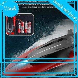 RC Fishfinder Double Double Motor 2.4G Control remoto Barco Sails Modelo Niños Juguetes Veneno
