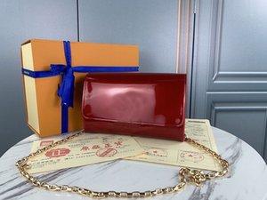 new lady long wallet multicolor designer coin purse Card holder women classic zipper pocket no box